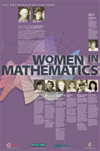 Women In Math poster
